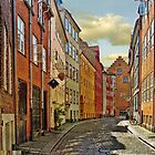 Cobblestone Streets by © Kira Bodensted