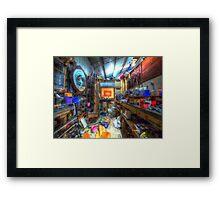 Gallery Workshop Framed Print