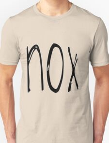 Harry Potter Spell Nox T-Shirt