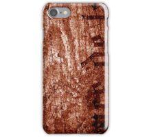 wooden barrel 3 iPhone Case/Skin