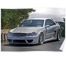 2007 Mercedes CLK 63 AMG Poster