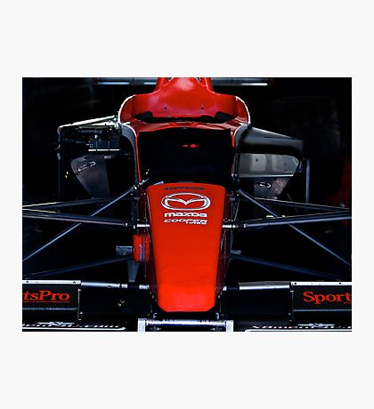 Indy LIght Photographic Print