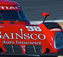 LeMans Prototype Race Car by DaveKoontz