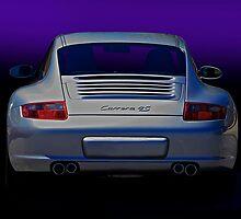 Porsche Carrera 4S by DaveKoontz