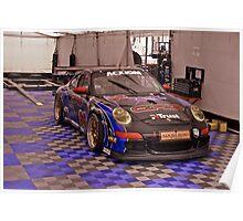 Porsche GT III Poster