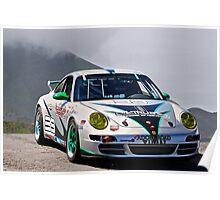 Porsche GT II Poster
