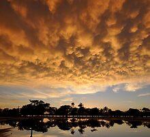 Uban Sunset 1 by Dan Bronish