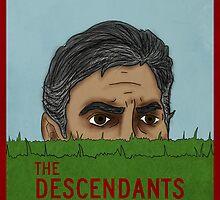 The Descendants  by Harry Bradley