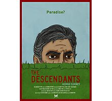The Descendants  Photographic Print
