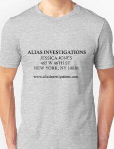 Jessica Jones - Alias Investigations T-Shirt