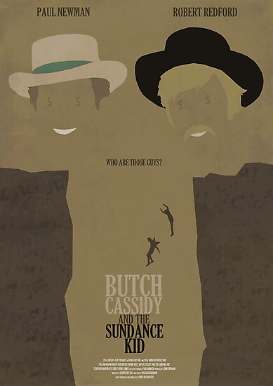 Butch Cassidy and the Sundance Kid by Harry Bradley