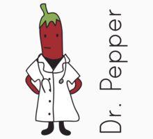 Dr. Pepper by deepfriedpudge