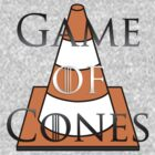 Game Of Cones by onewordprod