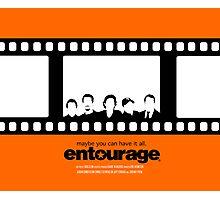 Entourage Photographic Print