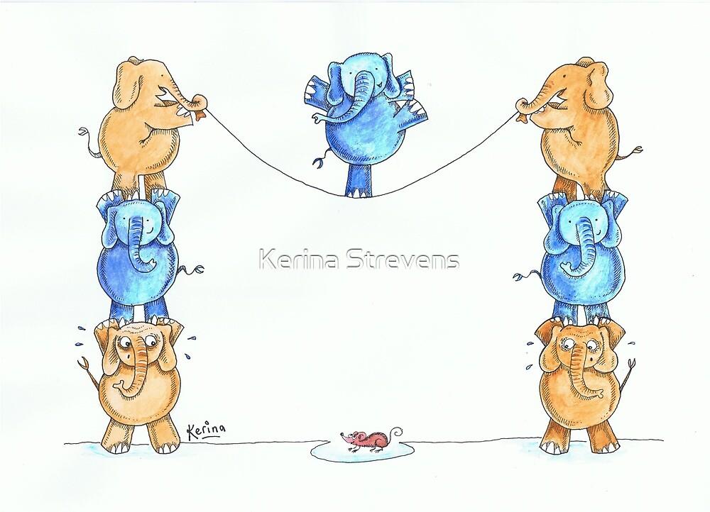 A Little Shock by Kerina Strevens