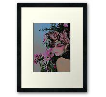 Spring Queen Framed Print