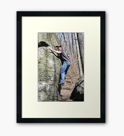 5923 Doug Framed Print