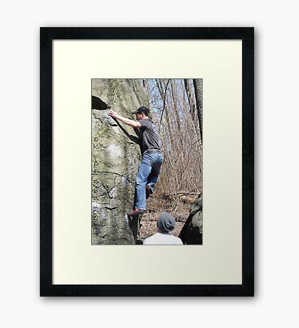 5926 Doug Framed Print