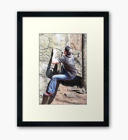 5930 Doug Framed Print