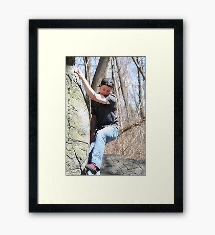 5942 Doug Framed Print