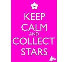 Collect Stars Photographic Print
