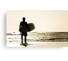 surfer Canvas Print