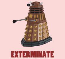 Dalek Kids Clothes