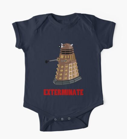 Dalek One Piece - Short Sleeve