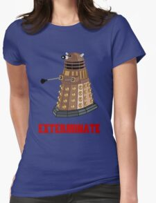 Dalek Womens Fitted T-Shirt