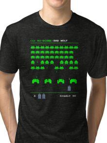 Gallifrey Invaders Tri-blend T-Shirt