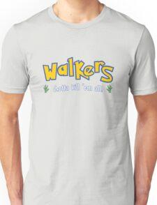Walkers Gotta Kill 'Em All Unisex T-Shirt