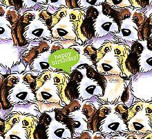PBGV Funny Birthday from Group Greeting by offleashart