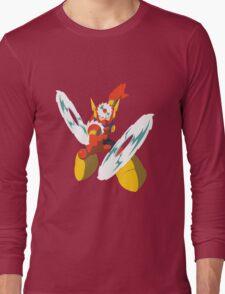 Metal Man Long Sleeve T-Shirt