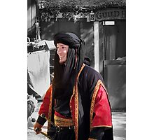 Renaissance Man Photographic Print