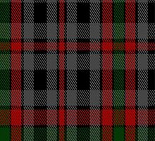 01714 Borthwick Hunting Clan/Family Tartan Fabric Print Iphone by Detnecs2013