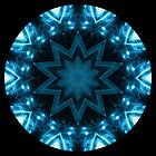 Blue Space Kaleidoscope 002 by fantasytripp