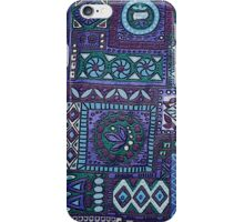 Violet dede iPhone Case/Skin