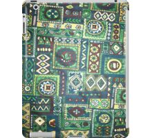Green Peace 1 iPad Case/Skin