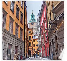 Lost in Gamla Stan Poster