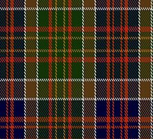 01721 Bowie (Dalgety) Tartan Fabric Print Iphone Case by Detnecs2013