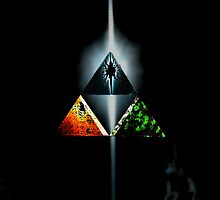 Triforce by thehylian