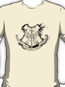 A School of Ice and Fire (Single Colour) T-Shirt