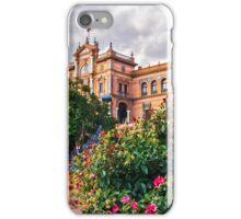 Plaza de Espana - Seville - HDR iPhone Case/Skin