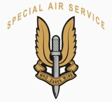 Special Air Service by 5thcolumn