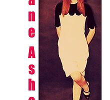 Jane Asher by Kanagie