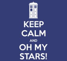 KEEP CALM and Oh my stars! by Golubaja