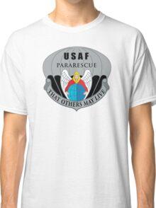 Air Force Pararescue Badge Classic T-Shirt