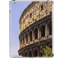 Rome - The Colosseum - HDR  iPad Case/Skin