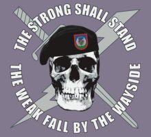 Air Force TACP Skull Kids Tee