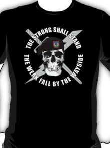 Air Force TACP Skull T-Shirt